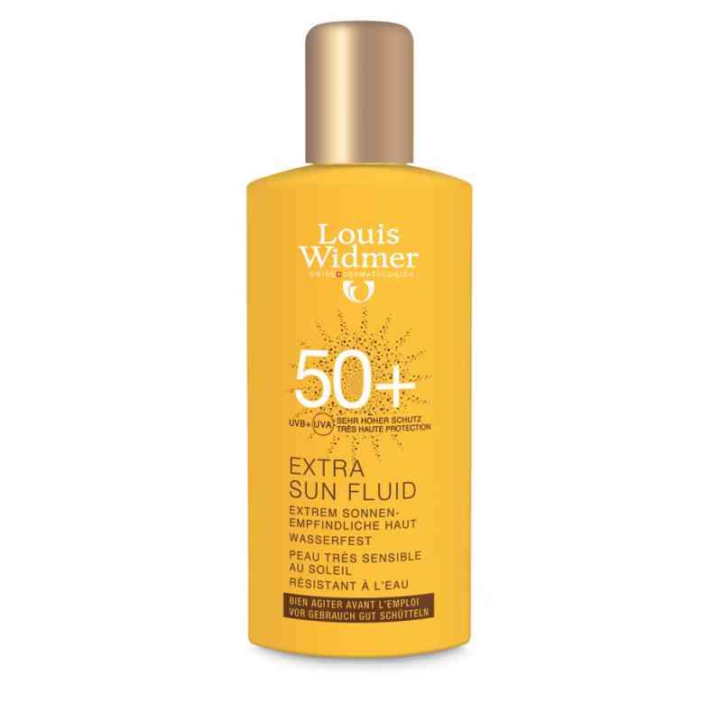 Louis Widmer Extra Sun, fluid ochronny do ciała UV50  zamów na apo-discounter.pl