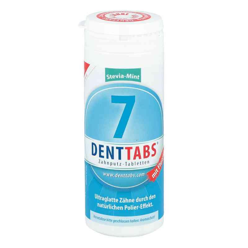 Denttabs  Tabletki do mycia zębów   zamów na apo-discounter.pl