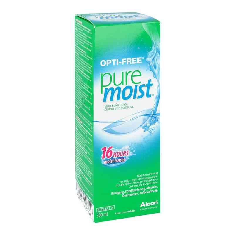 Optifree Puremoist płyn do soczewek zamów na apo-discounter.pl