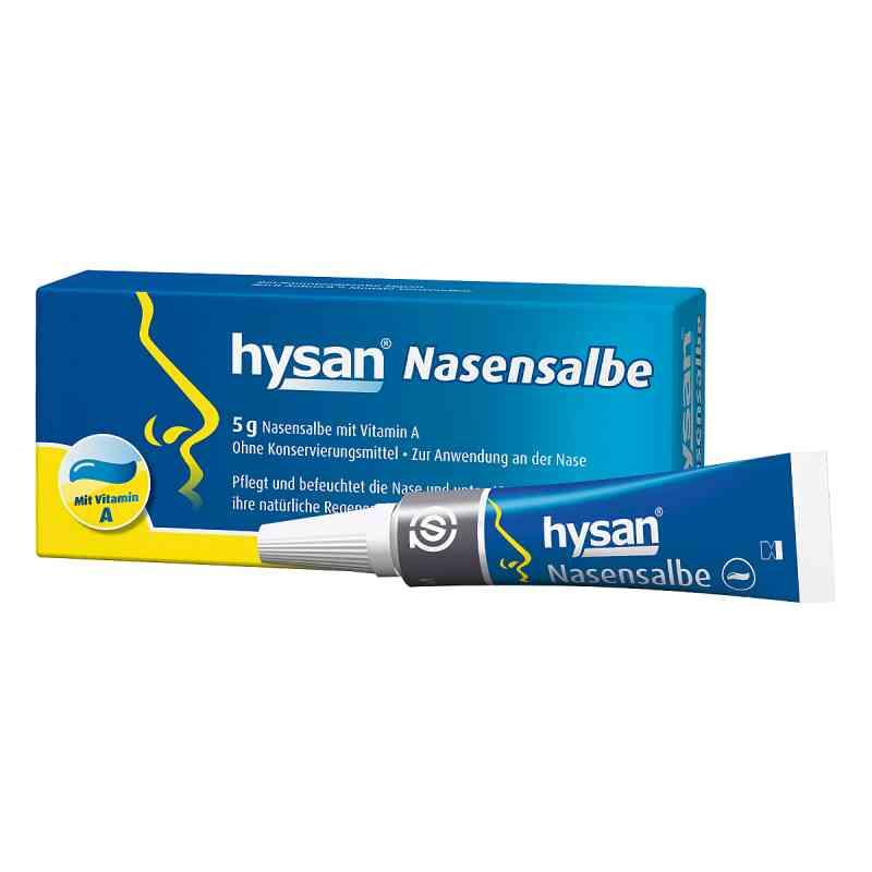 Hysan maść do nosa zamów na apo-discounter.pl