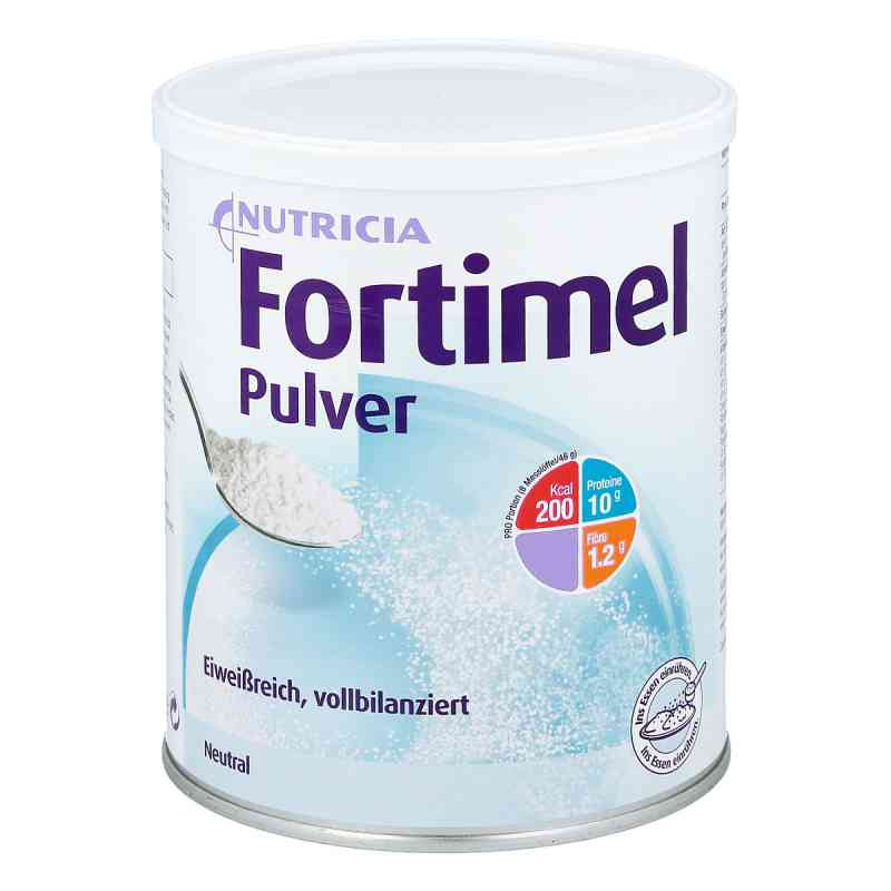 Fortimel proszek, wariant neutralny  zamów na apo-discounter.pl