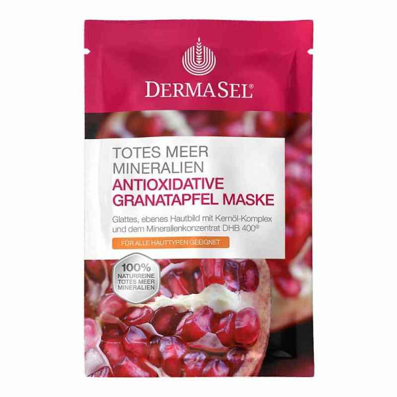 Dermasel Maske Granatapfel Spa  zamów na apo-discounter.pl