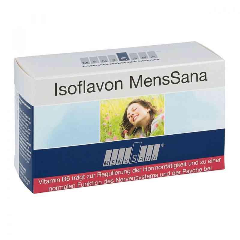 Isoflavon Menssana kapsułki  zamów na apo-discounter.pl