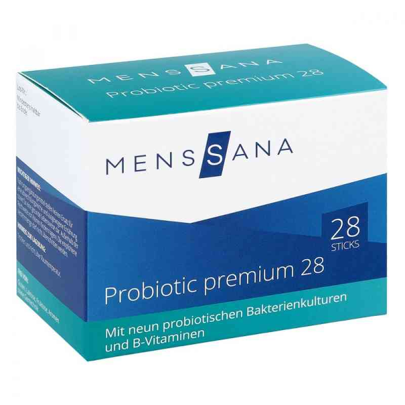 Probiotic premium 28 Menssana Beutel  zamów na apo-discounter.pl