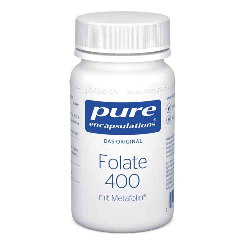 Pure Encapsulations Folate 400 kapsułki   zamów na apo-discounter.pl
