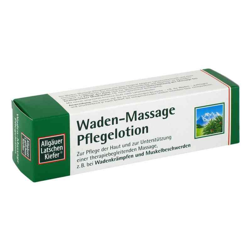 Allgaeuer Latschenk. Waden-massage Pflegelotion  zamów na apo-discounter.pl