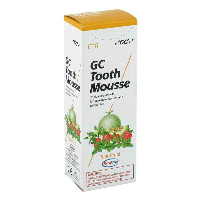 Gc Tooth Mousse Tutti Frutti  zamów na apo-discounter.pl