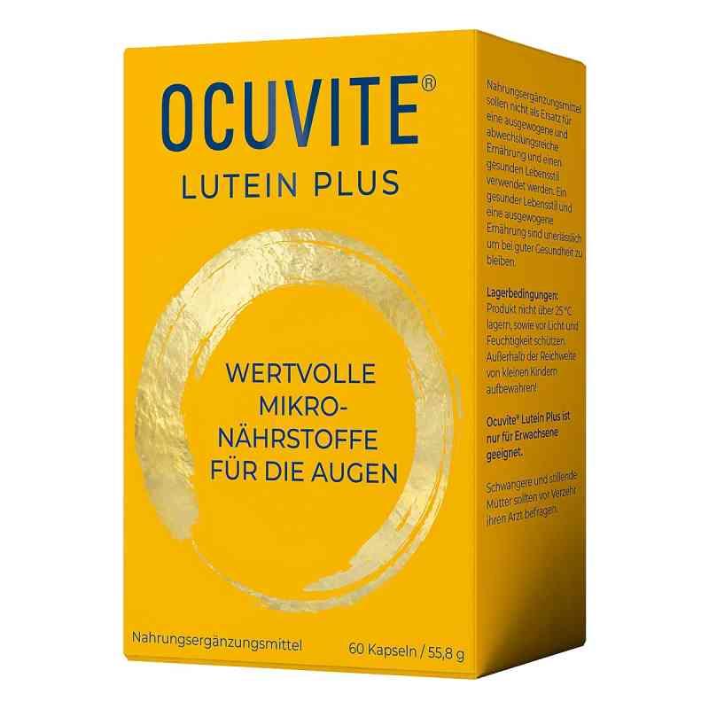 Ocuvite Lutein Plus kapsułki  zamów na apo-discounter.pl
