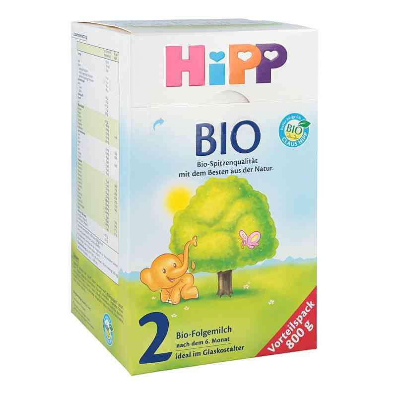 Hipp 2 Bio Folgemilch 2047  zamów na apo-discounter.pl