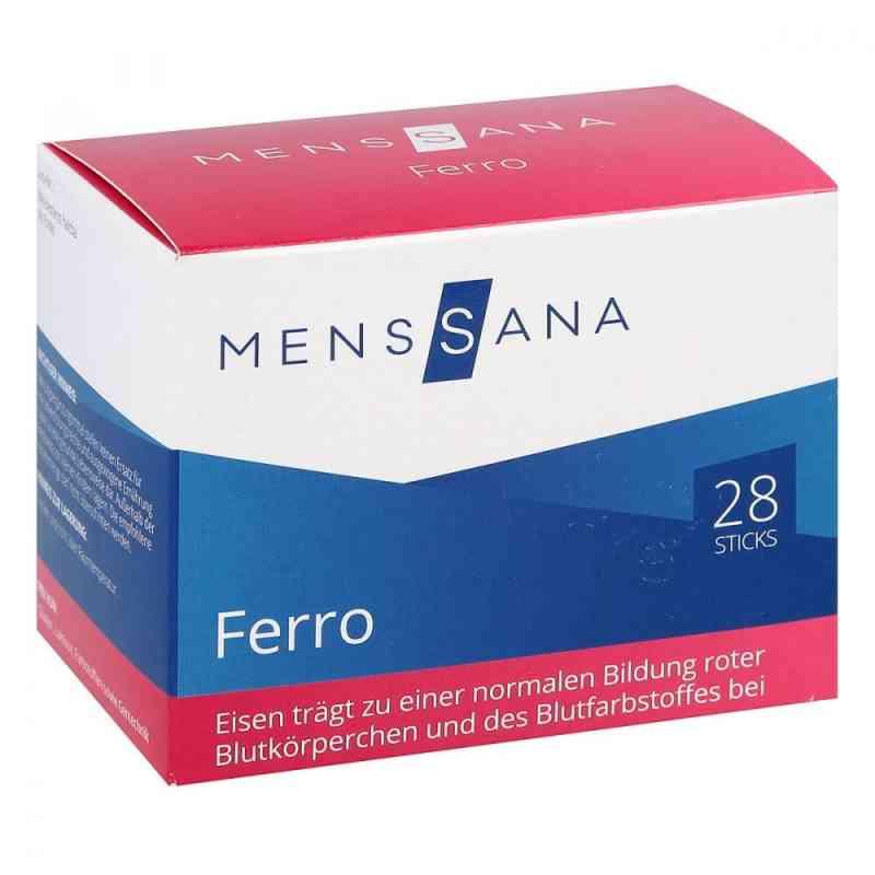 Ferro Menssana proszek  zamów na apo-discounter.pl