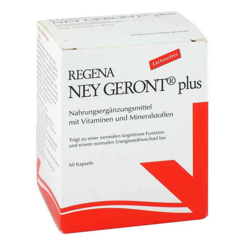 Regena Ney Geront plus kapsułki 60 szt. od REGENA NEY COSMETIC Dr. Theurer  PZN 09542406