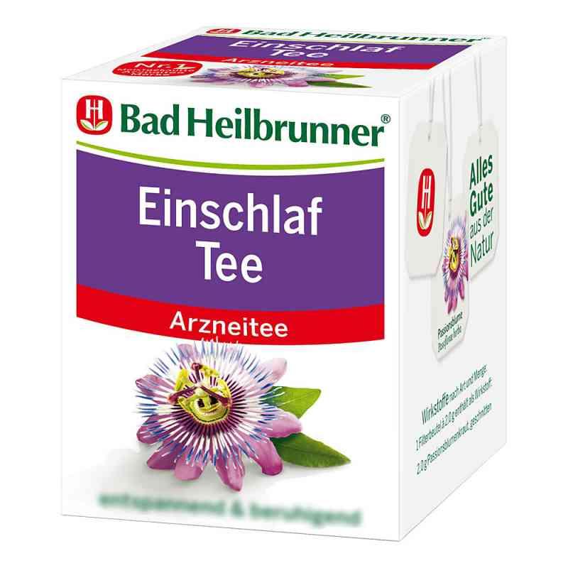 Bad Heilbrunner Einschlaf Tee saszetki  zamów na apo-discounter.pl