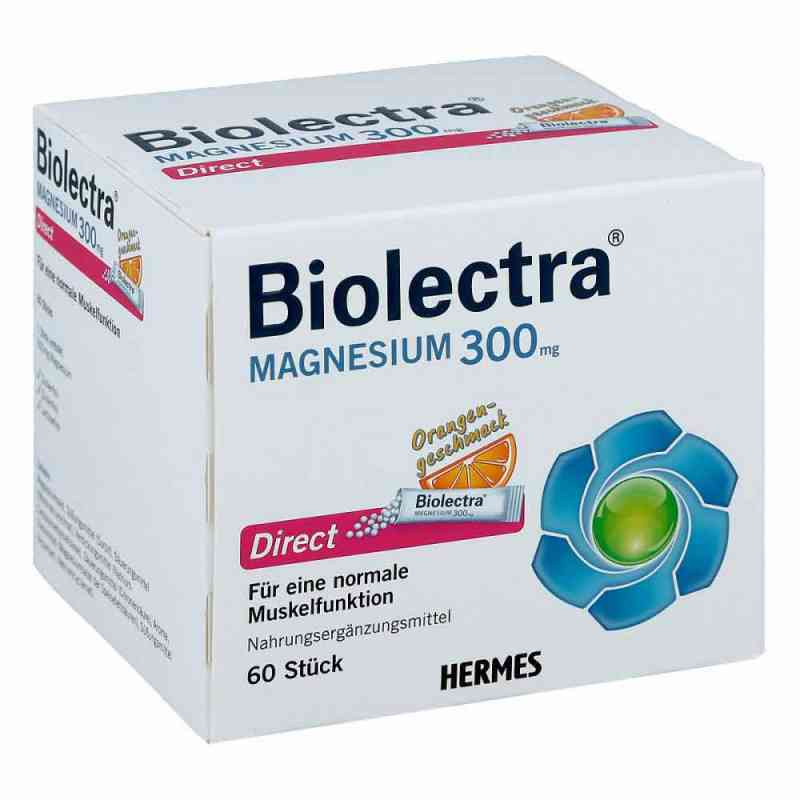 Biolectra Magnesium Direct Orange granulat  zamów na apo-discounter.pl