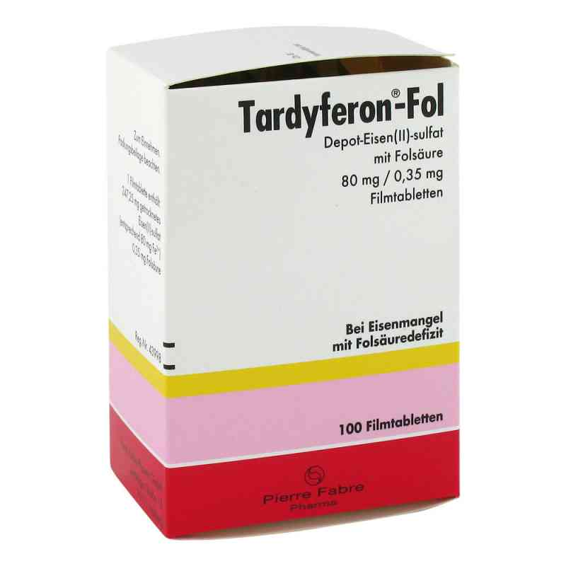 Tardyferon Fol Filmtabletten zamów na apo-discounter.pl