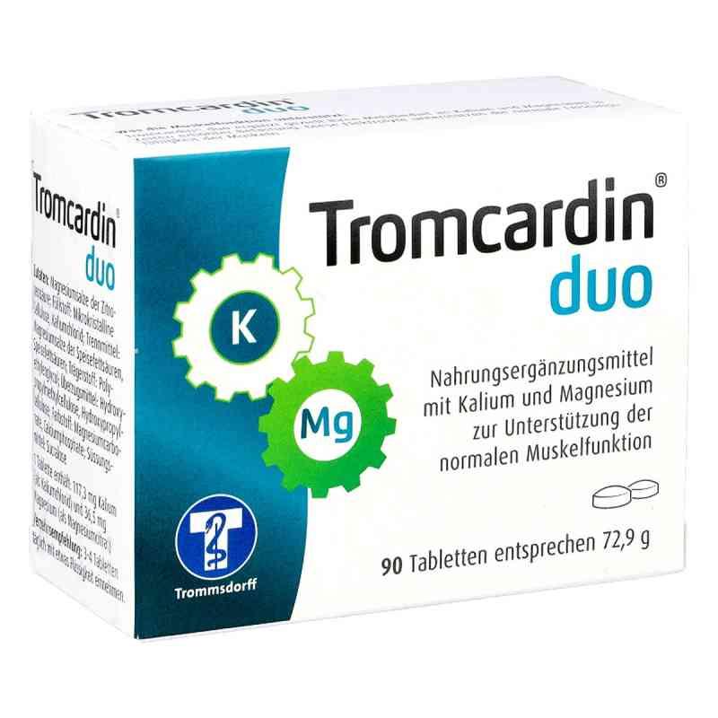 Tromcardin duo tabletki  zamów na apo-discounter.pl