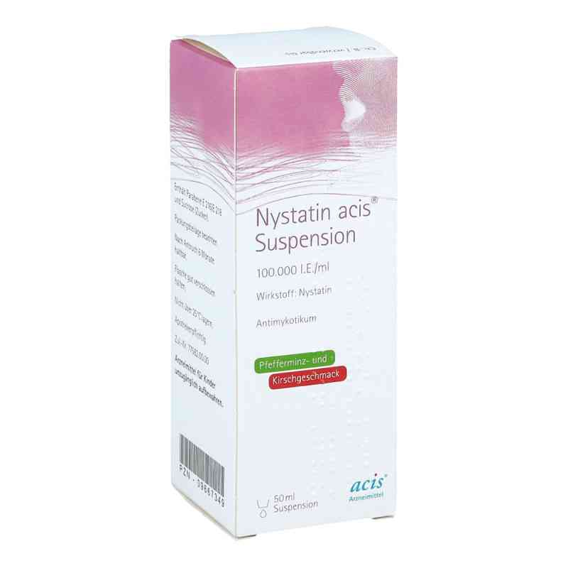 Nystatin acis Suspension zamów na apo-discounter.pl