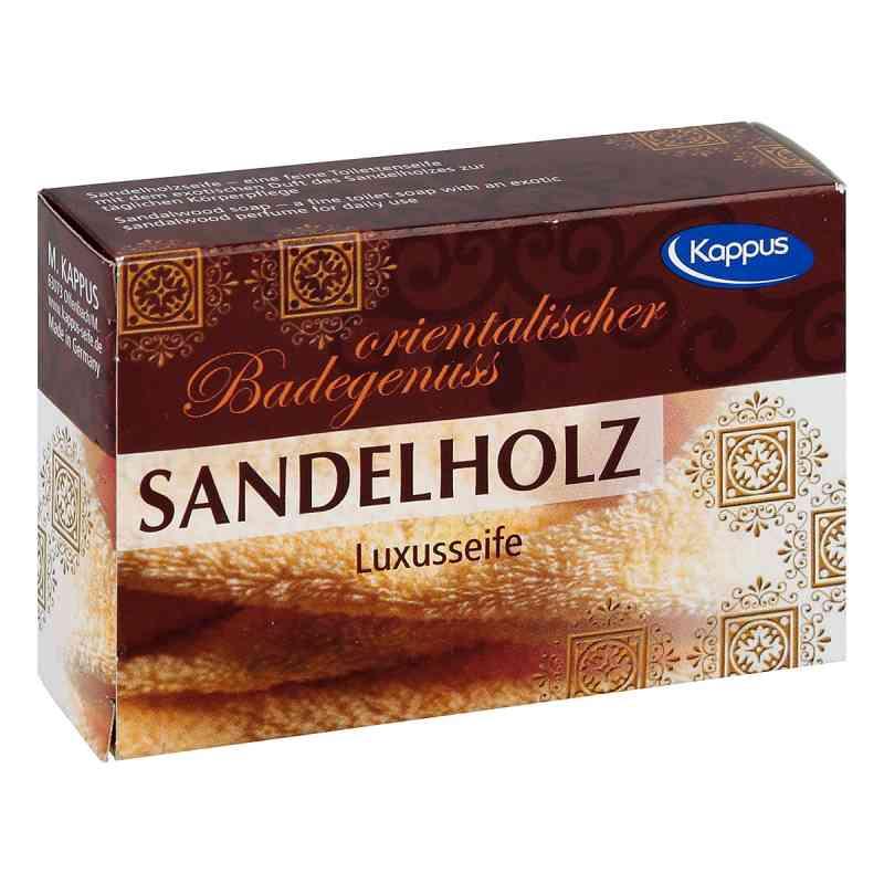 Kappus Sandelholz mydło luksusowe  zamów na apo-discounter.pl
