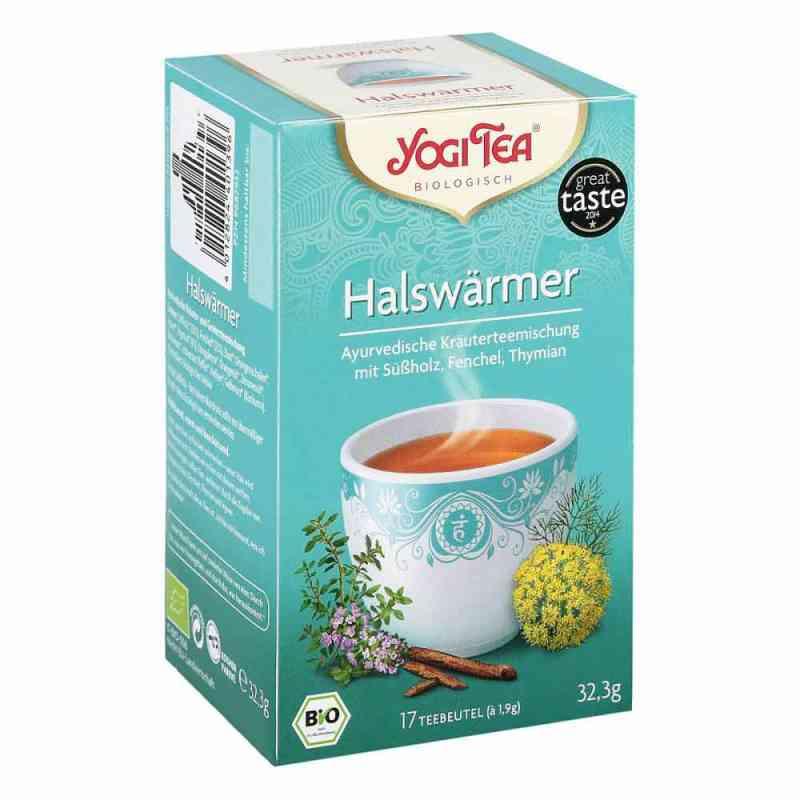Yogi Tea Halswaermer Bio zamów na apo-discounter.pl