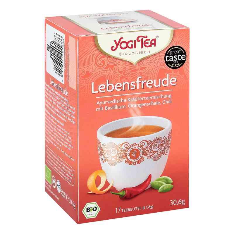 Yogi Tea Lebensfreude Bio zamów na apo-discounter.pl