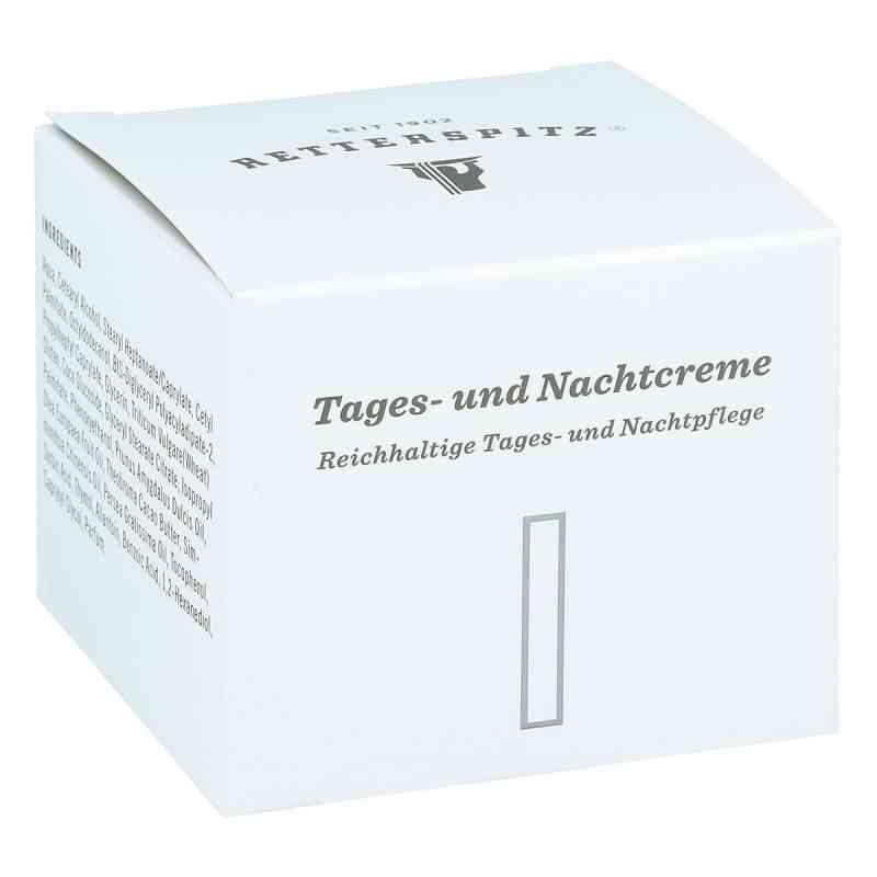 Retterspitz Tag- und Nachtcreme 50 ml od RETTERSPITZ GmbH PZN 09702910