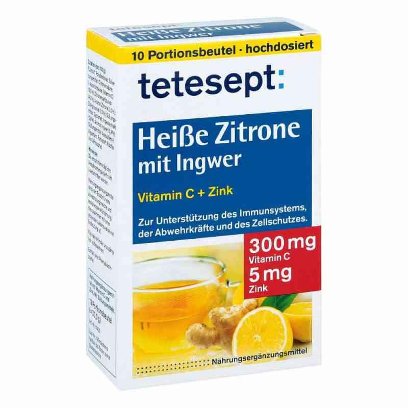 Tetesept Gorąca cytryna z imbirem, proszek  zamów na apo-discounter.pl