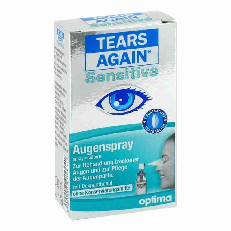 Tears Again Sensitive Augenspray zamów na apo-discounter.pl