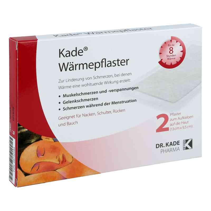 Kade plaster rozgrzewający  zamów na apo-discounter.pl