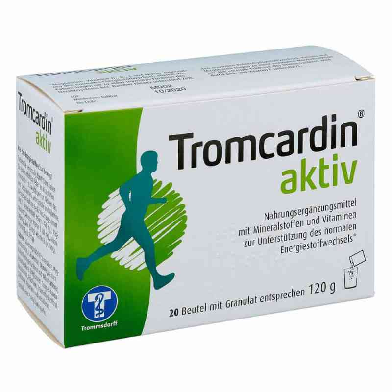 Tromcardin aktiv Granulat Beutel  zamów na apo-discounter.pl