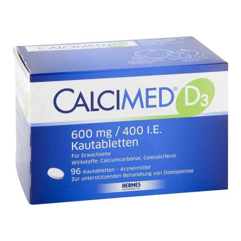 Calcimed D3 600 mg/400 I.e. Kautabletten  zamów na apo-discounter.pl