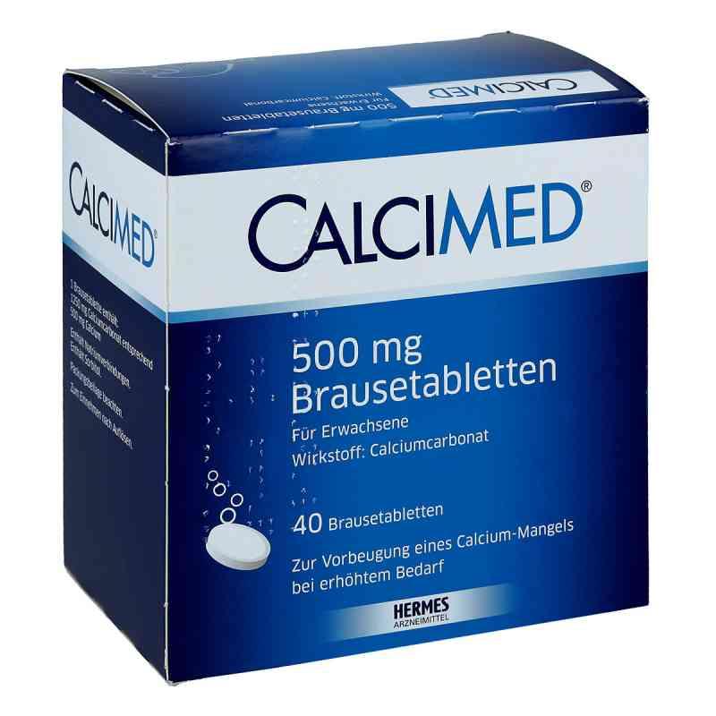 Calcimed 500 mg Tabletki musujące  zamów na apo-discounter.pl