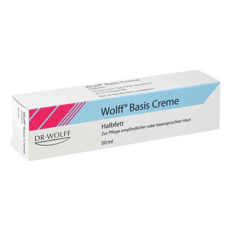 Wolff Basis Creme  zamów na apo-discounter.pl
