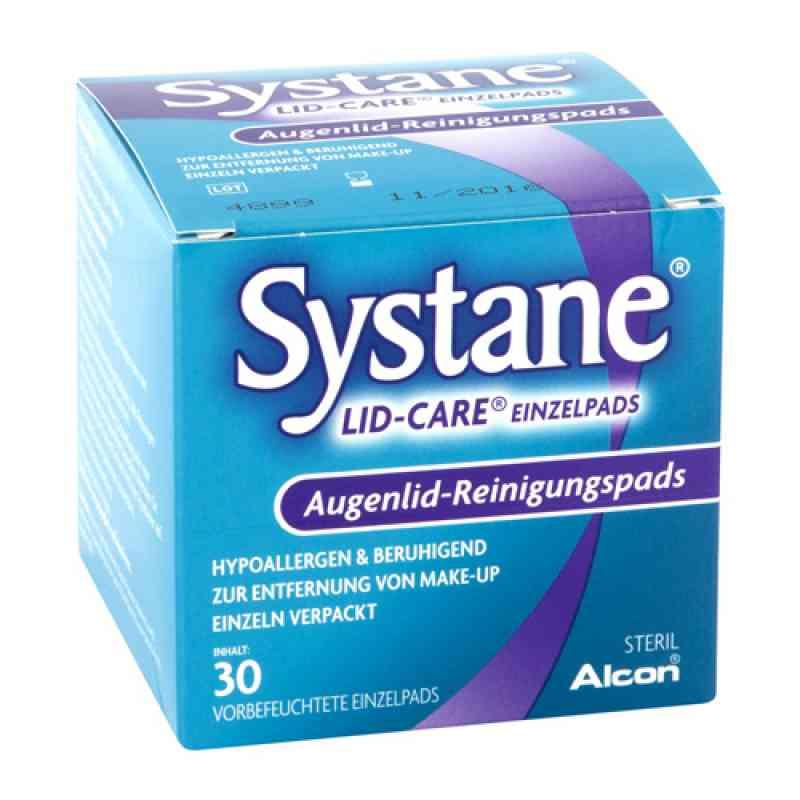 Systane Lid-care sterylne chusteczki   zamów na apo-discounter.pl