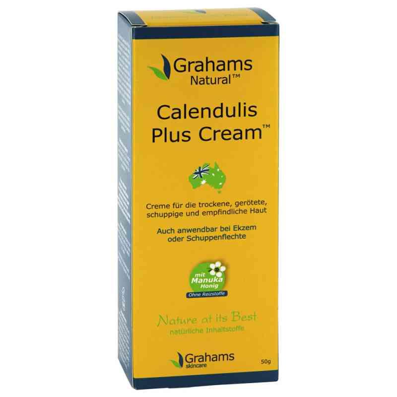 Grahams Natural Calendulis Plus krem  zamów na apo-discounter.pl