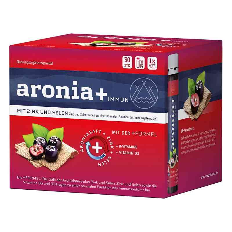 Aronia+ Immun Monatspackung Trinkampullen zamów na apo-discounter.pl
