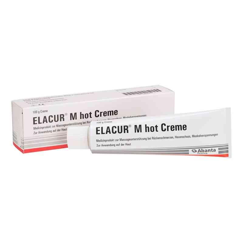 Elacur M hot Creme  zamów na apo-discounter.pl