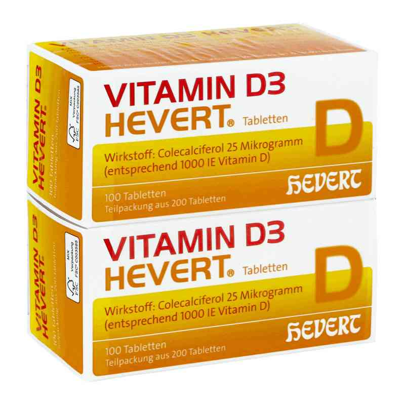 Vitamin D3 Hevert tabletki  zamów na apo-discounter.pl