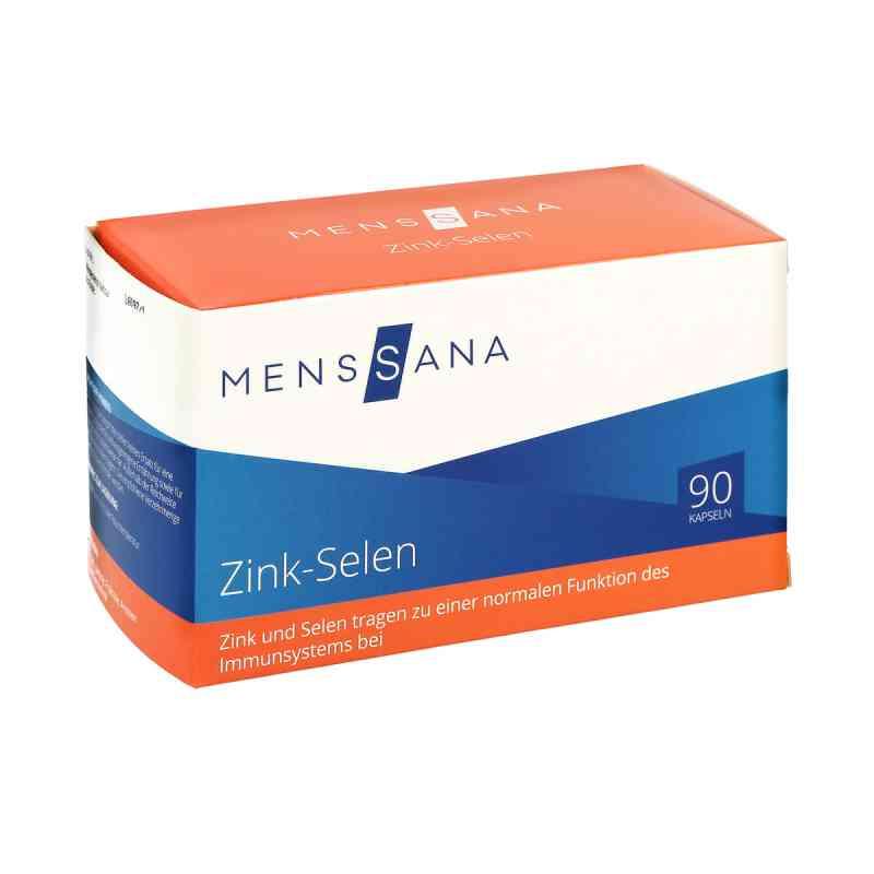 Zink Selen Menssana Kapseln zamów na apo-discounter.pl