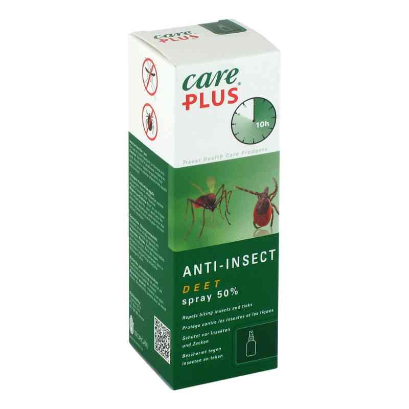 Care Plus ochrona przed owadami 50% Deet Spray   zamów na apo-discounter.pl
