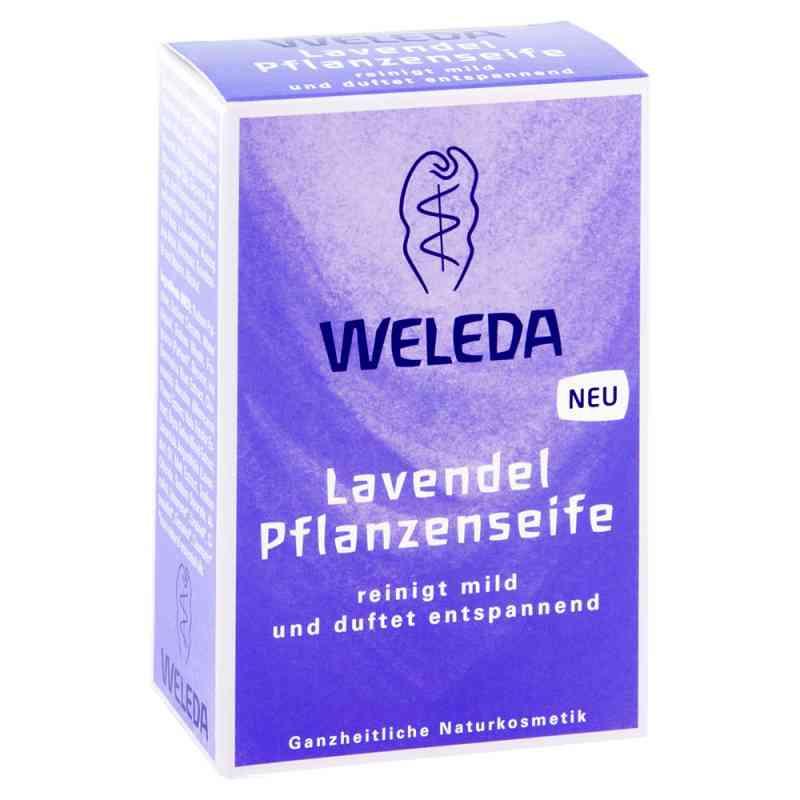 Weleda lawendowe mydło roślinne  zamów na apo-discounter.pl