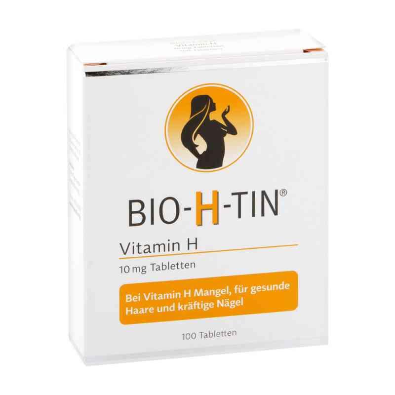 Bio-h-tin Vitamin H 10 mg Tabletten  zamów na apo-discounter.pl
