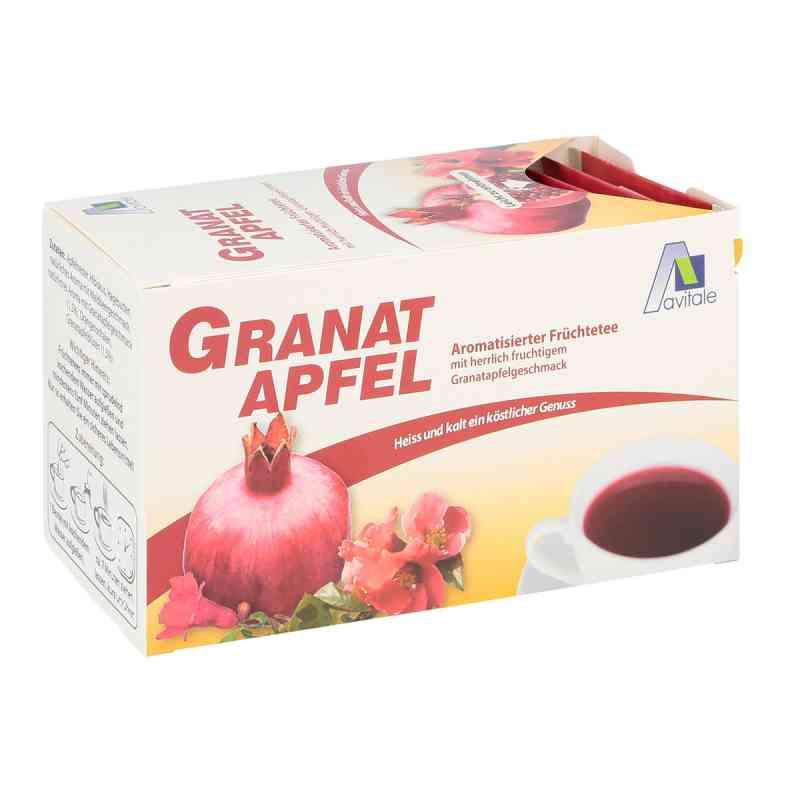 Herbata z wyciągiem z granatów zamów na apo-discounter.pl