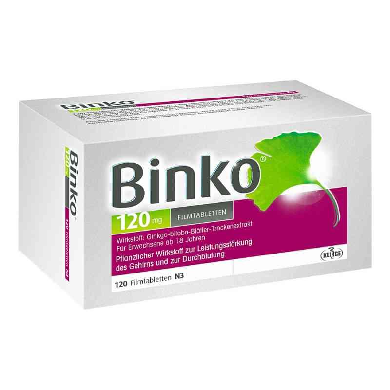 Binko 120 mg Filmtabletten  zamów na apo-discounter.pl