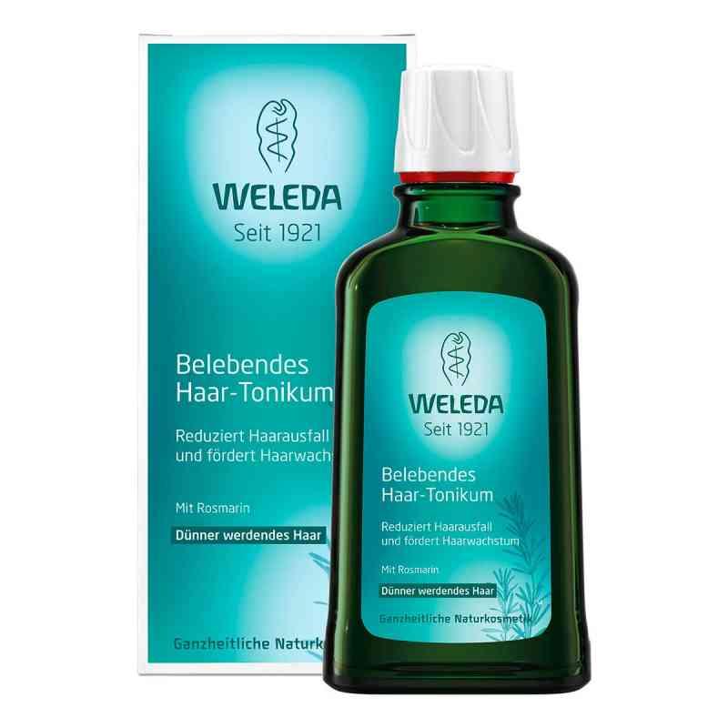 Weleda Belebendes rewitalizujący tonik do włosów  zamów na apo-discounter.pl