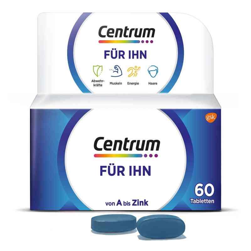 Centrum fur Ihn tabletki dla mężczyzn  zamów na apo-discounter.pl