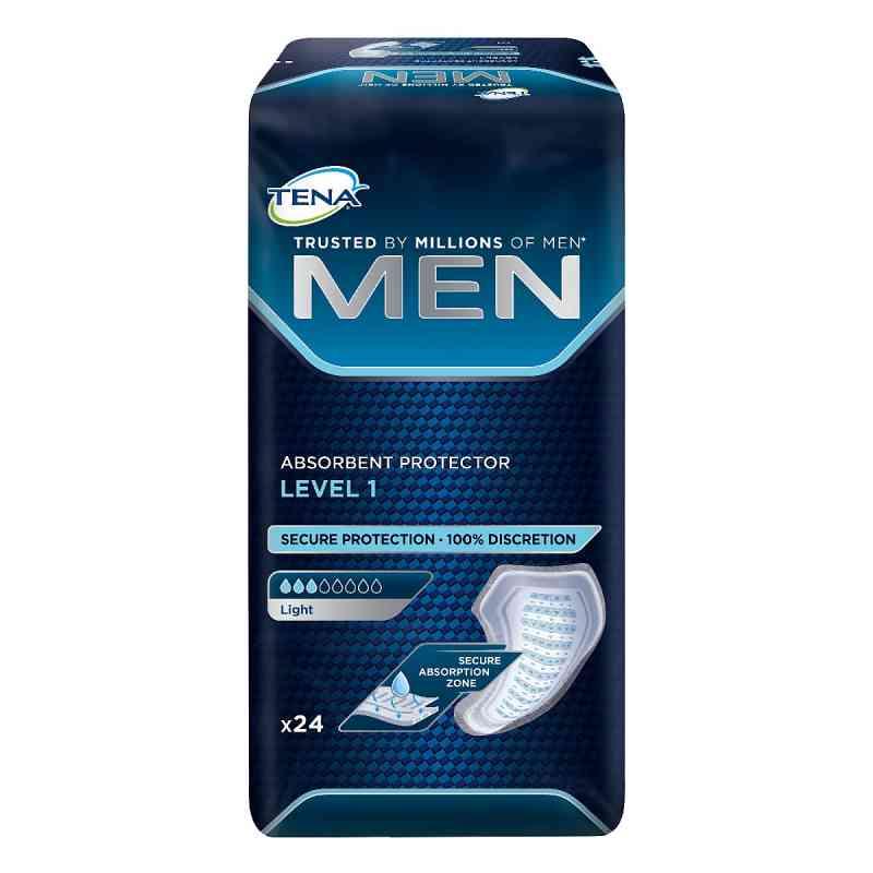 Tena Men Light (Level 1) wkładki dla mężczyzn zamów na apo-discounter.pl