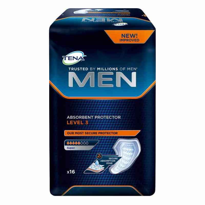 Tena Men Super (Level 3) chłonne wkładki dla mężczyzn zamów na apo-discounter.pl