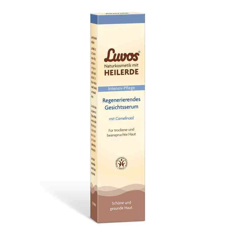 Luvos Naturkosmetik regeneracyjne serum do twarzy 50 ml od Heilerde-Gesellschaft Luvos Just PZN 10006015