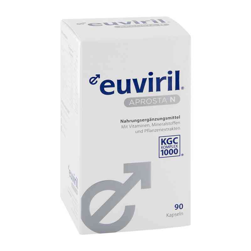 Euviril aprosta N kapsułki  zamów na apo-discounter.pl
