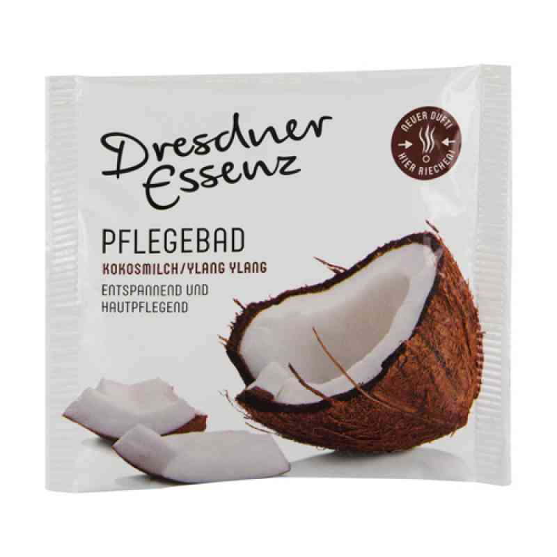 Dresdner Essenz płyn do kąpieli z kokosem i YlangYlang zamów na apo-discounter.pl