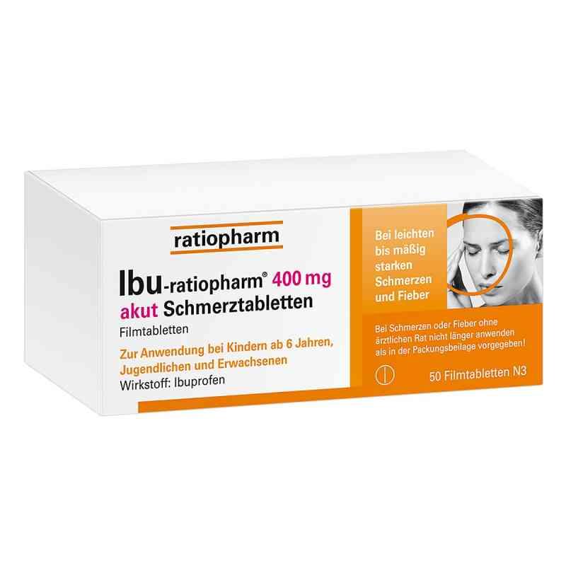 IBU Ratiopharm tabletki przeciwbólowe 400 mg  zamów na apo-discounter.pl
